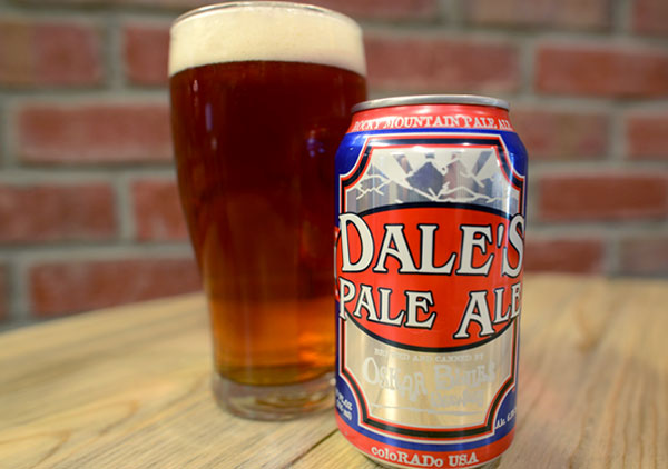 A Pale Ale is nice If there is no IPA
