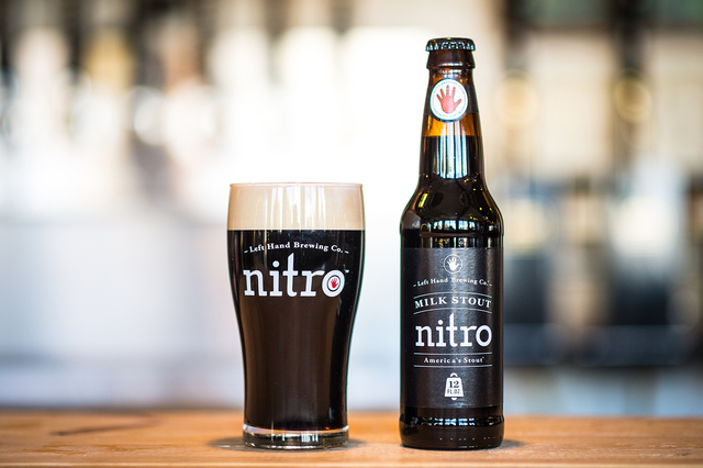 Stouts are tasty in the Winter